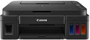 Canon Pixma G3010 All-in-One Wirelesas Ink Tank Colour Printer