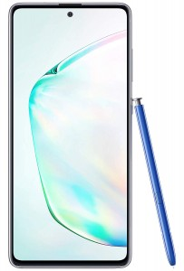 Galaxy Note10 Lite( 8 GB RAM. 128 GB ROM)