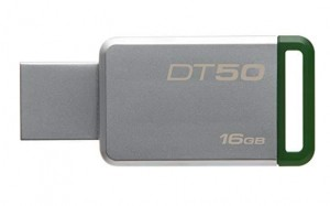 PENDRIVE KINGSTON DT50(16GB/32GB/64GB)