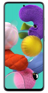 Samsung Galaxy A51 (Black, 6GB RAM, 128GB Storage)