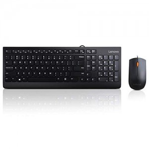 Lenovo 300 USB Combo Keyboard and Mouse Combo Set