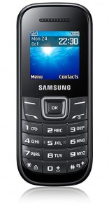 MOBILE SAMSUNG GT- E1200(Black/Gold/Blue/White)