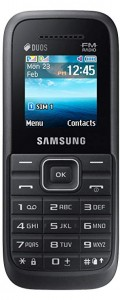 Samsung Guru FM Plus SM-B110E/D - Black/White/Blue/Gold