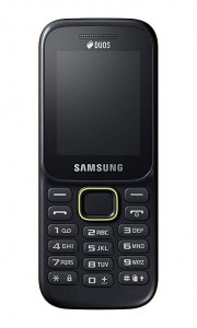 MOBILE Samsung Guru Music SM-B310 (White/Black/Blue/Gold)