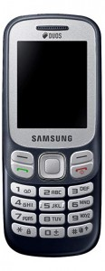 MOBILE SAMSUNG SM-B313(Black/Gold/Grey)