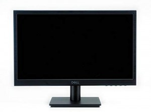 Dell 18.5 inch (47 cm) LED Backlit Monitor - HD Ready, TN Panel with VGA, HDMI Ports - D1918H