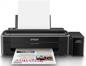 Epson L130 Single-Function Ink Tank Colour Printer