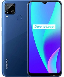 Realme C15 With 3GB/32GB And 4GB/64GB Variants ( Colour Power Blue ,Power Silver)