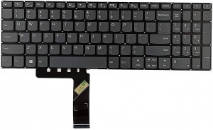 Lenovo Keyboard Lenovo ideaPad 320-15ABR 320-15IAP 320-15AST 320-15IKB 320-15ISK Series Laptop Without Frame US Layout P/N: 9Z.NCSSN.101 SN20M63110 PK1329A3A00 No Backlight
