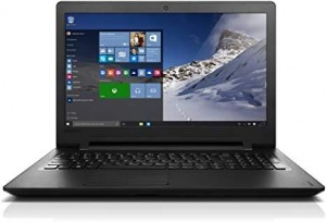 Lenovo E41-45 Laptop (AMD A9-9425 / 4GB RAM/ 1TB HDD/ Win 10 Home SL/ 14 Inch Screen / Black), 1 Year Warranty