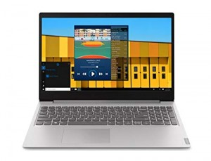 Lenovo Ideapad S145 10th Gen Intel Core i3 15.6 inch FHD Thin and Light Laptop (4GB/1TB HDD/Windows 10 Home/Platinum Grey/1.85Kg)