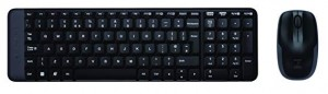 Combo set Logitech MK220 Wireless Keyboard and Mouse